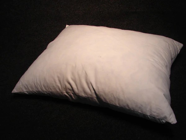 angel hair fiber pillow