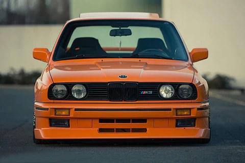 BMW E30 Matte Black Grills 82-94 – OriginalEuro