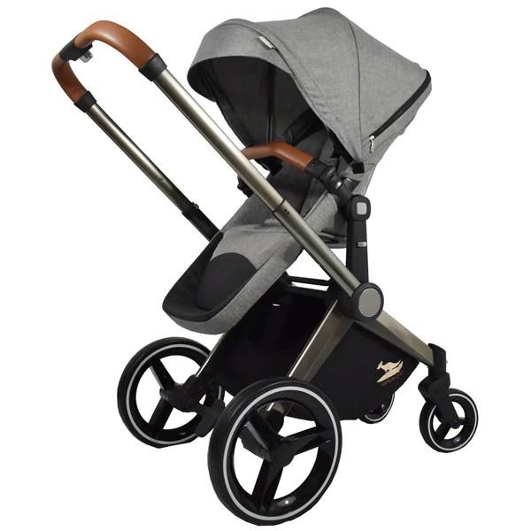 Buy Venice Child Grey Kangaroo Stroller Online KRCOM02GRY