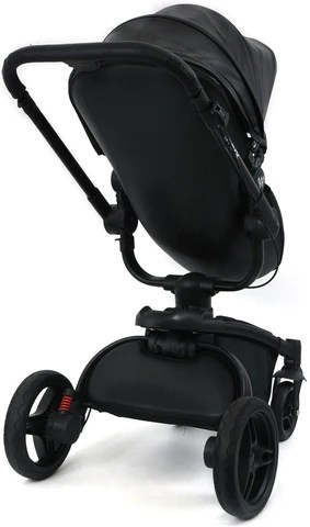 revolving chair for baby tempurpedic desk buy wonder buggy stork 2 in 1 deluxe urban carrycot stroller online with seat