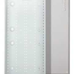 Nantucket Polar White Kitchen Cabinets Subway Tiles In Leviton Home Network Cabinet | Matttroy