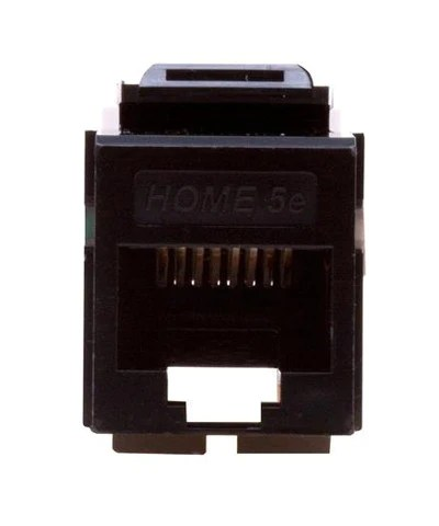 leviton cat5e jack wiring diagram bilge pump float switch home 5e snap in connector t568a available 7 colors 5ehom