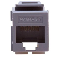 Leviton Cat5e Jack Wiring Diagram Tao 110 Home 5e Snap In Connector T568a Available 7 Colors 5ehom