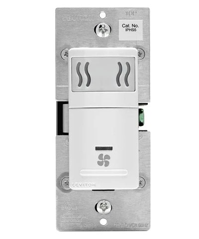Sub And Amp Wiring Diagram Humidity Sensor And Fan Control Single Pole Iphs5 Leviton