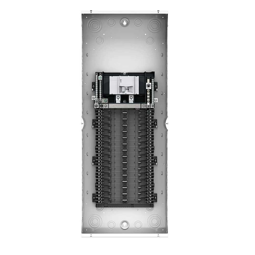 small resolution of 100 amp 30 space 30 circuit indoor load center enclosure with main c leviton