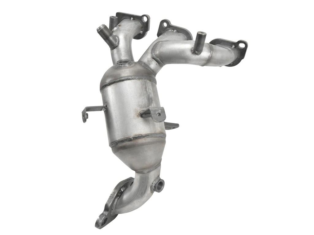 hight resolution of 06 zephyr 06 11 milan 06 12 fusion v6 3 0 front right catalytic converter