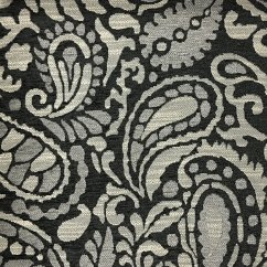 Printed Fabric Sofa Designs Leather Foam Replacement Sydney Textured Chenille Modern Paisley