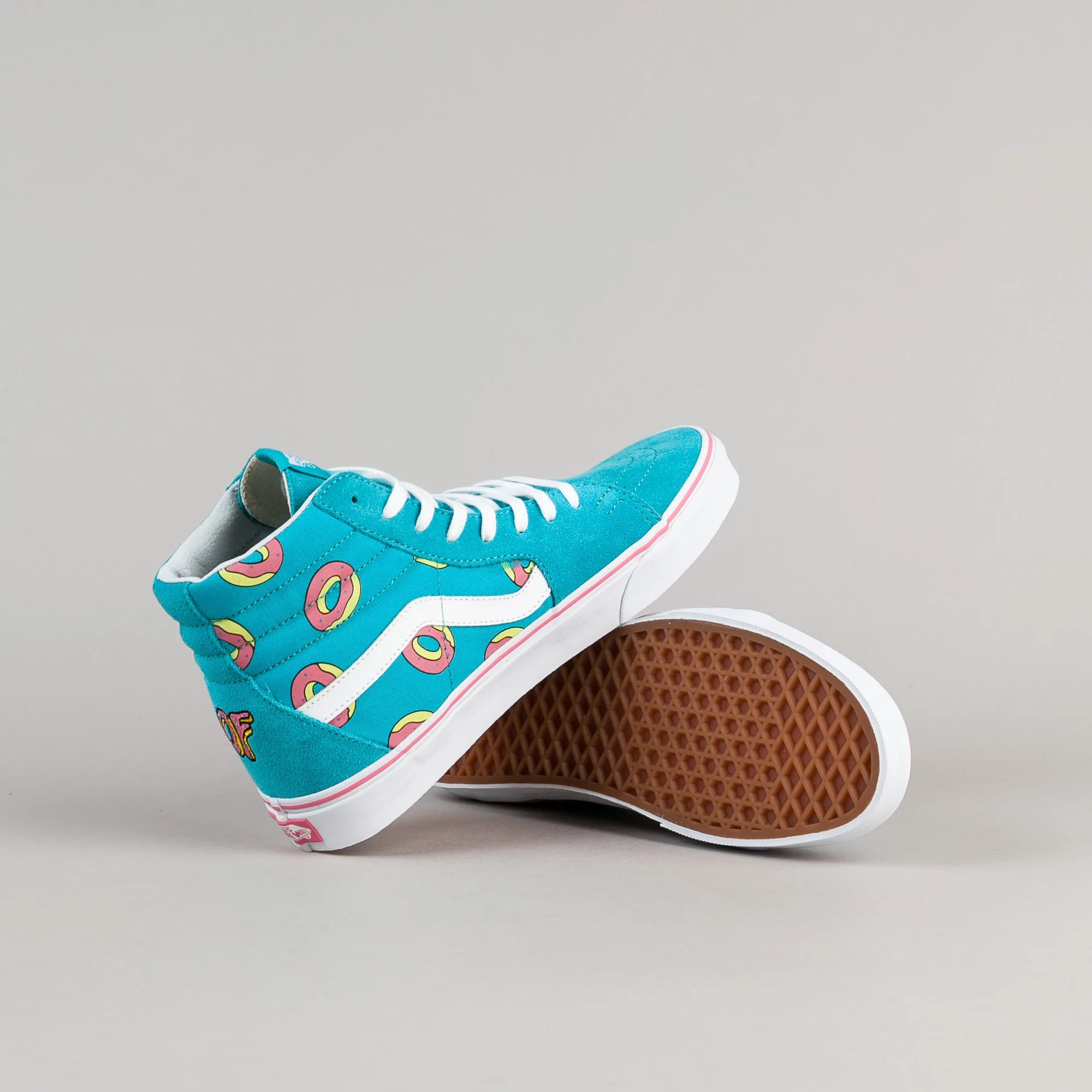 7d72cde2500b 20+ Donut Vans High Pictures and Ideas on Meta Networks. donut vans. Vans x  Odd Future ...
