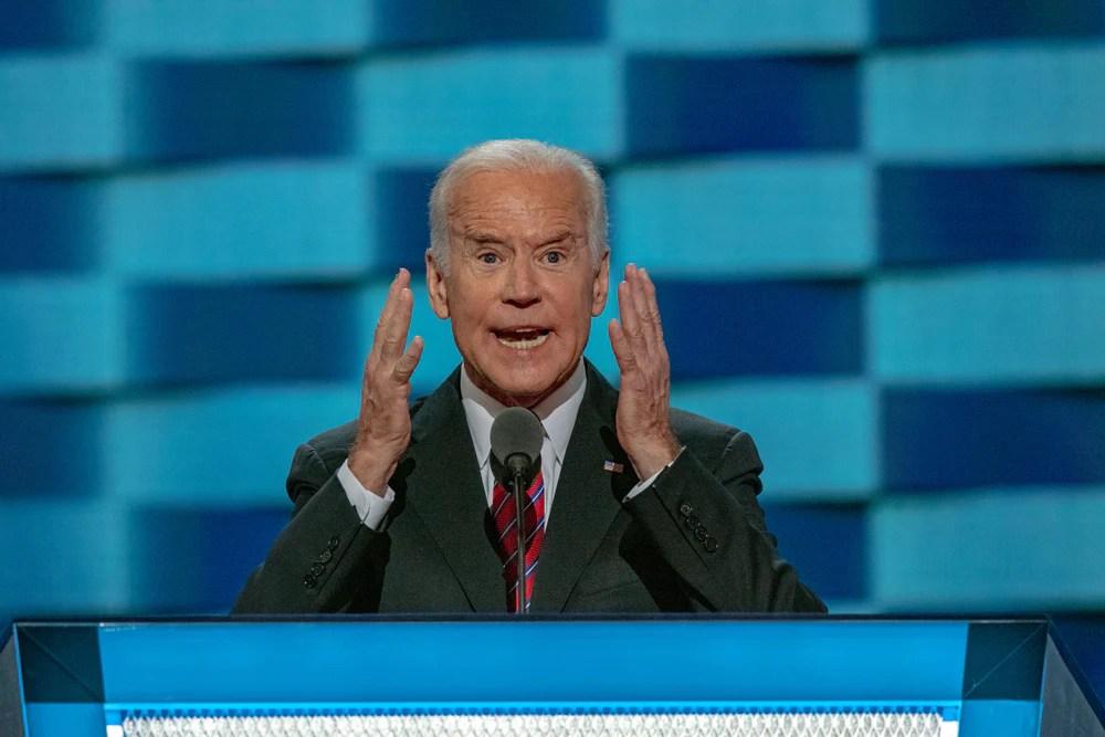 Democrat Joe Biden Says He Will Ban Vaping Completely If