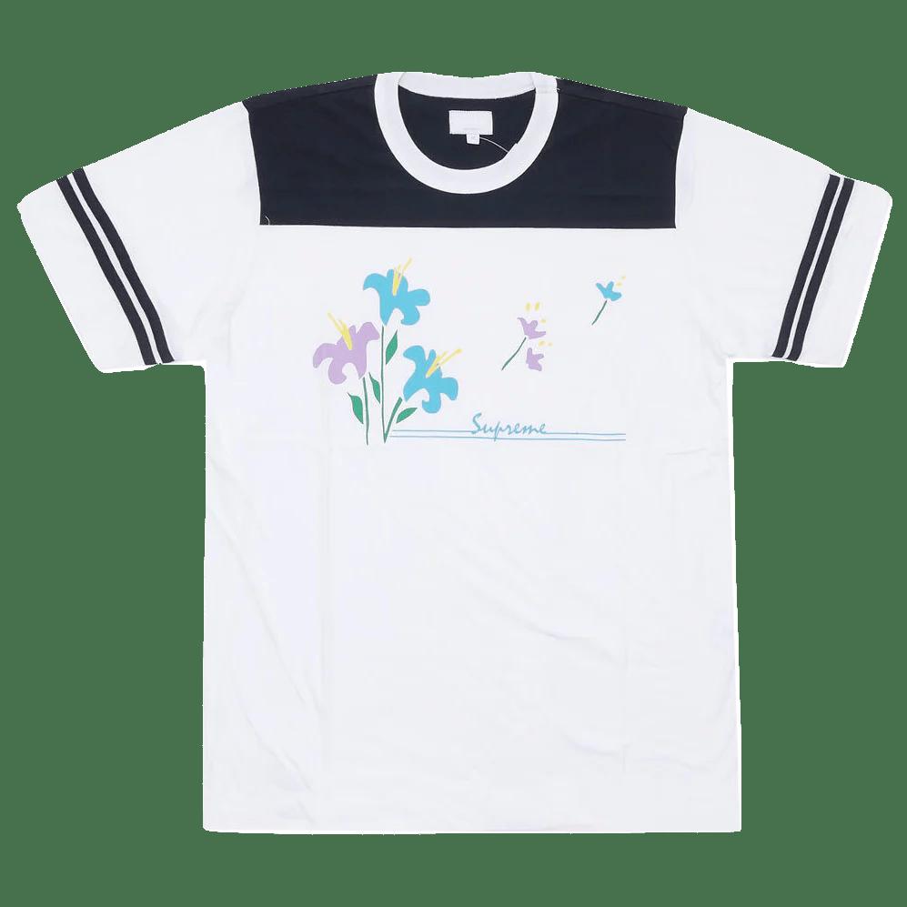 8751eaafee1 Supreme Football Flower Top Black Used Grails Sf