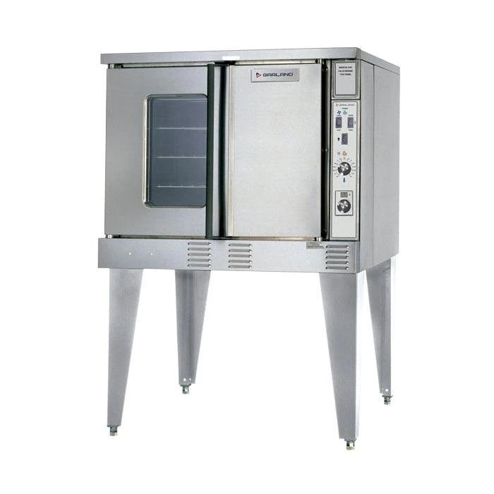 hight resolution of garland sume 100 single deck full size electric convection oven 208v 3