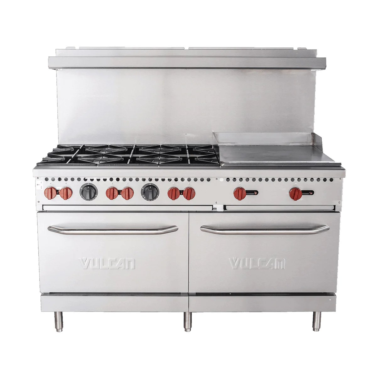 vulcan kitchen laminate table sx60 6b24g natural gas 60 sx series value range with griddle nella online