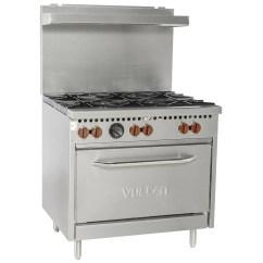 Vulcan Kitchen Blue Pearl Granite Sx36 6b Natural Gas 36 Sx Series Value Range 198 000 Btu Nella Online