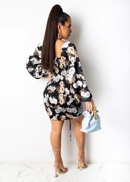 Moments After Mini Dress – Diva Boutique Online