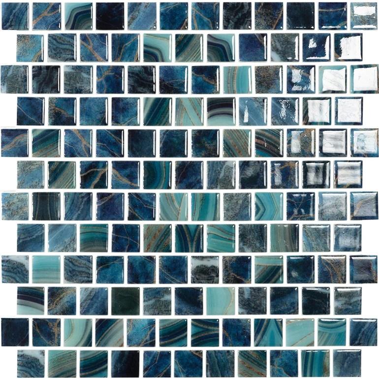 https www aquablumosaics com products nature royal 1x1 brick glass tile