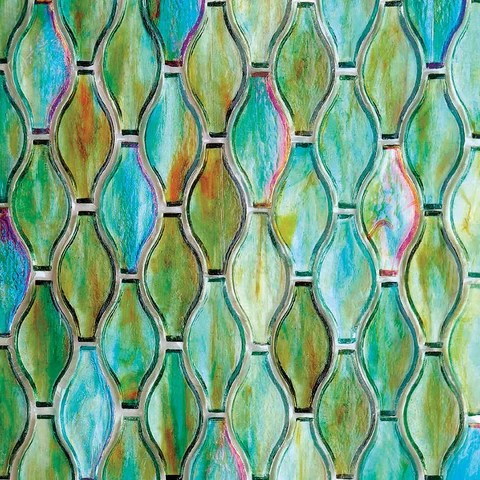 green glass tile glass mosaic tiles