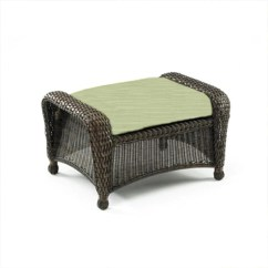 Resin Wicker Chair With Ottoman Folding Mini Balsam Collection Dupione Aloe Chimney Cricket
