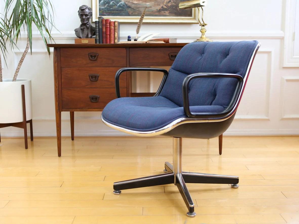 Mid Century Modern Knoll International Desk Chair Office Chair No 38 Shopgoldenpineapple