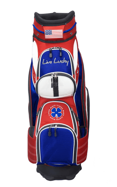 Limited Edition USA Cart Bag  Black Clover