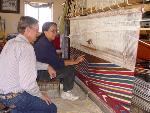 An exciting time in Native American Textile History