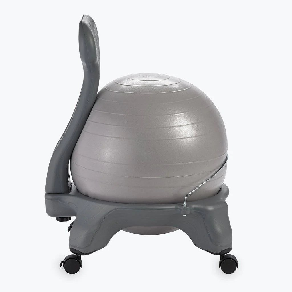 ergonomic chair exercise ball swing sale classic balance yoga for office sithealthier com