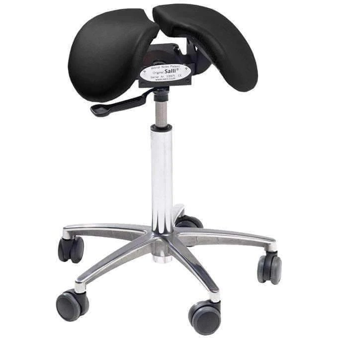 better posture chair high heel purple salli chin ergonomic saddle for sithealthier