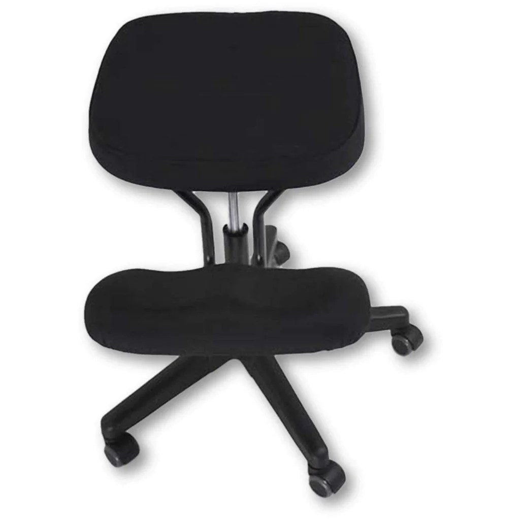posture chair demo unfinished wooden chairs jobri betterposture solace kneeling bp1442 sithealthier