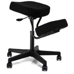 Better Posture Chair Leather Captains For Sale Solace Plus Kneeling With Memory Foam Bp14