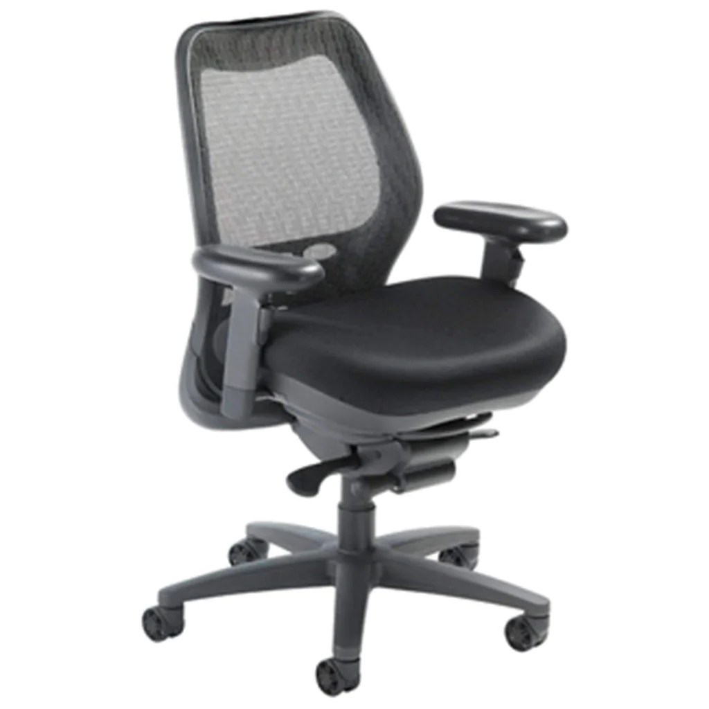 Nightingale Chair  SXO Mid Back Ergonomic Task Chair