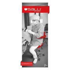 Salli Saddle Chair Hanging Wicker Egg Canada Surgeon Or Expert Multiadjuster Medical