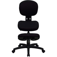 Posture Chair Demo White Office Chairs Cape Town Mobile Ergonomic Kneeling Task With Back