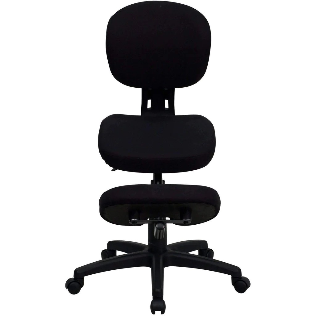 posture chair demo drexel heritage dining chairs mobile ergonomic kneeling task with back