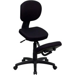 Posture Chair Demo Humanscale Liberty Office Review Mobile Ergonomic Kneeling Task With Back