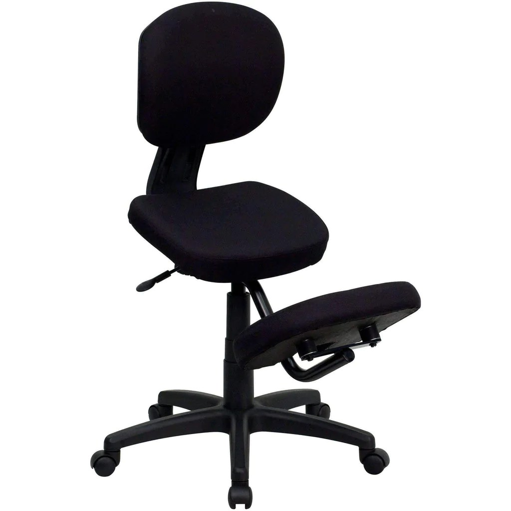 posture chair demo cohesion gaming with audio mobile ergonomic kneeling task back