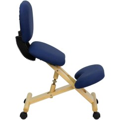 Office Chair Posture Tips Ikea Tobias Ergonomic Kneeling In With Reclining Back
