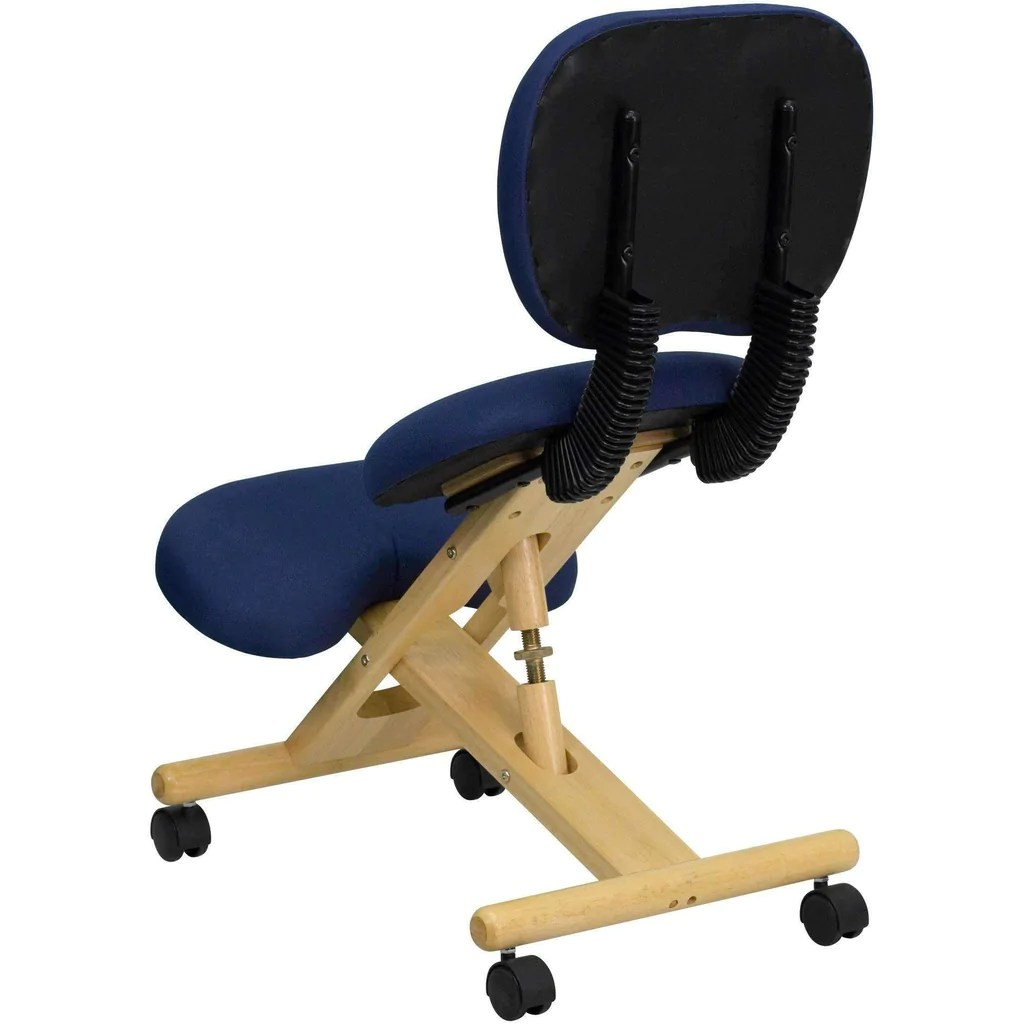 posture chair demo where to buy outdoor rocking chairs ergonomic kneeling in with reclining back mobile wooden