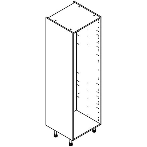 Clicbox Tall Kitchen Larder Flatpack Units In Stock Now Just Click Kitchens