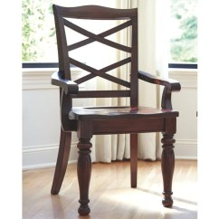 Chair With Arms Gym Owner's Manual Porter Dining Room