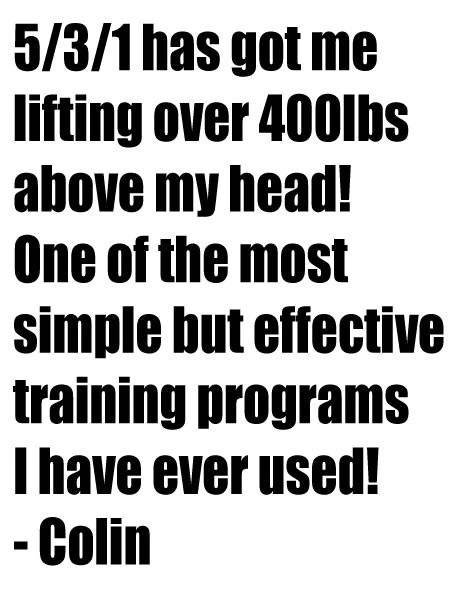 5/3/1 2nd Edition eBook | Strength Training | Jim Wendler