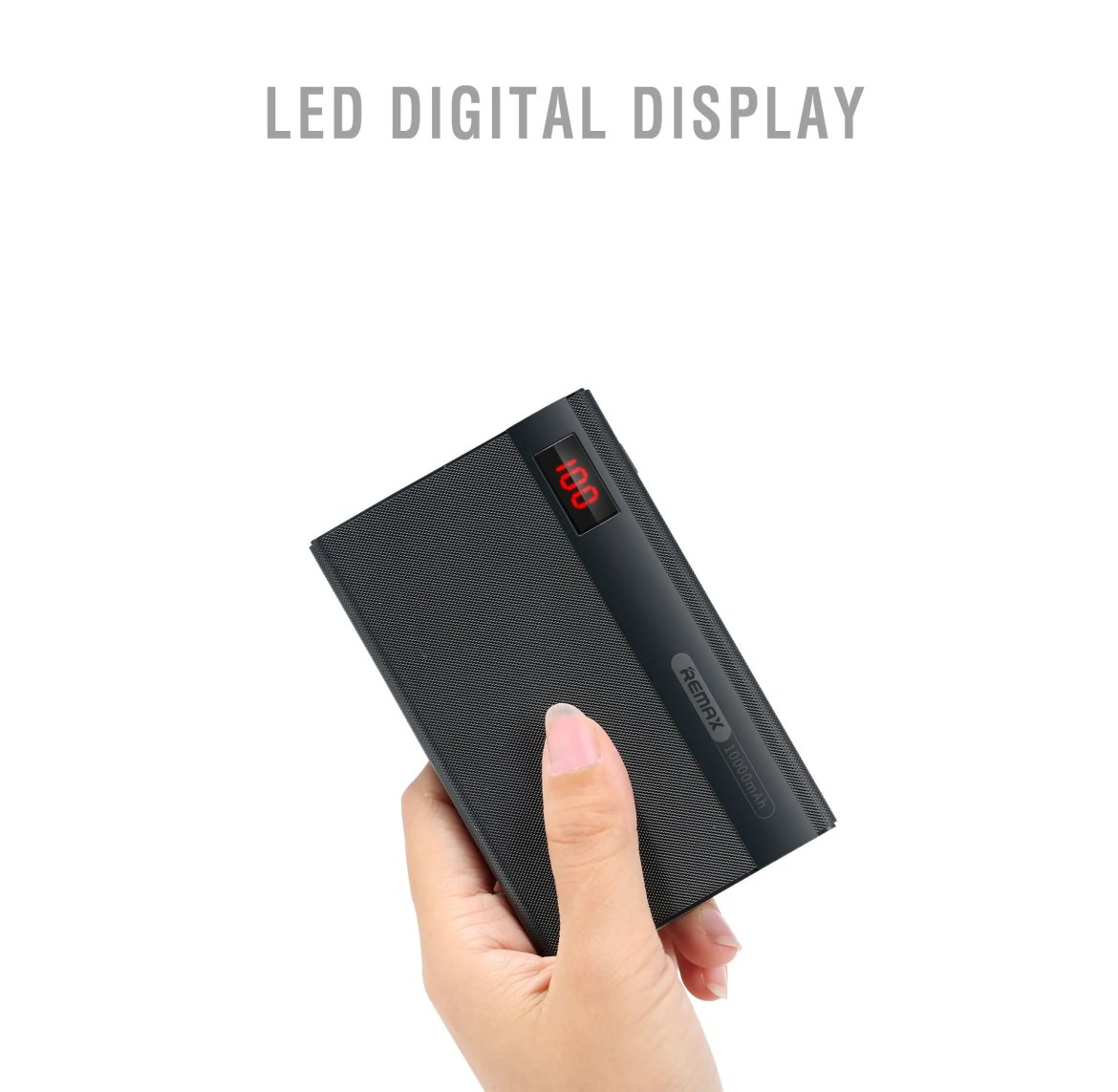 REMAX Official Store -Linon Pro Power Bank 10000mAh RPP-53