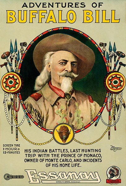 https www poster rama com products adventures of buffalo bill 1917 movie poster