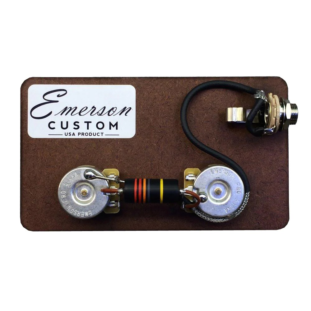 medium resolution of les paul junior prewired kit