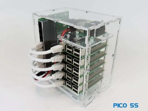 Pico 5S Raspberry Pi