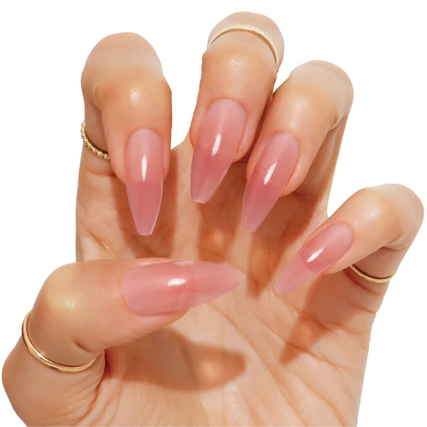 instant acrylic nails très