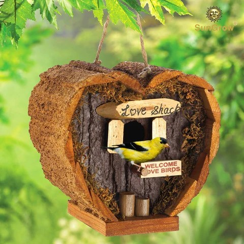 How To Hollow Out A Log For A Birdhouse