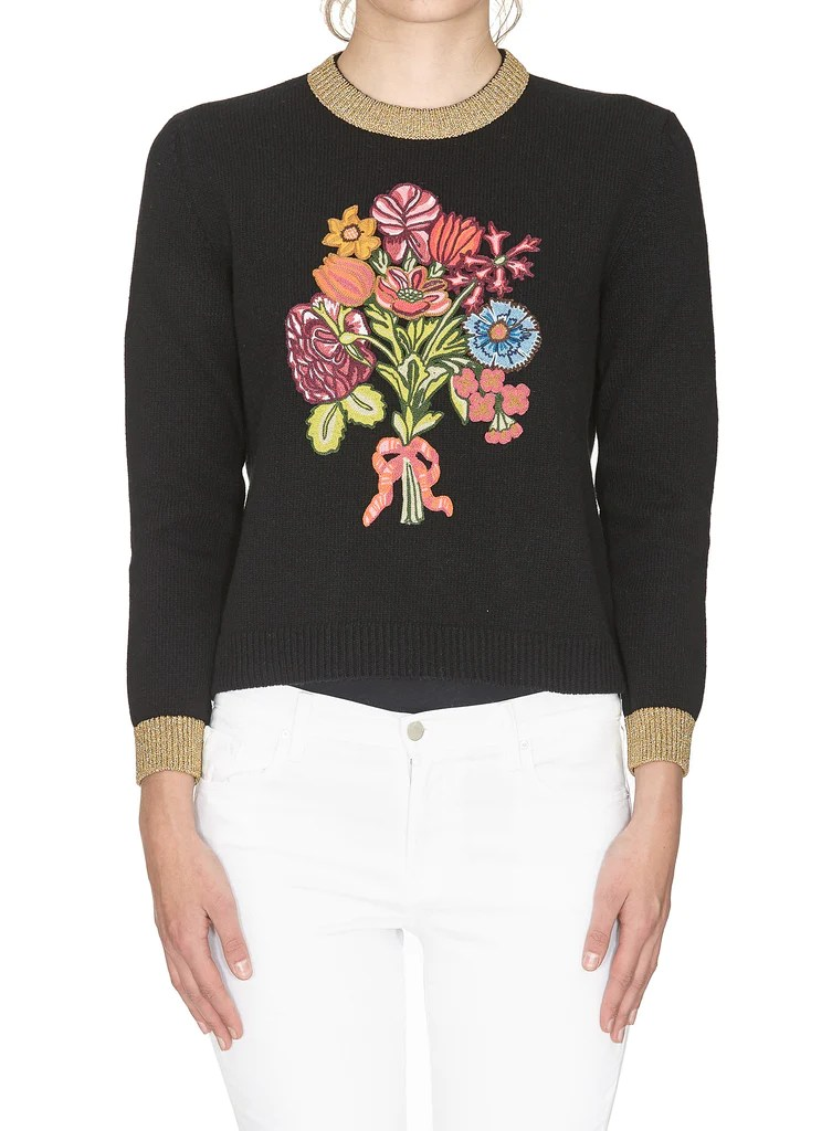 0dd88ac1 Gucci Sweater With Flowers | Gardening: Flower and Vegetables