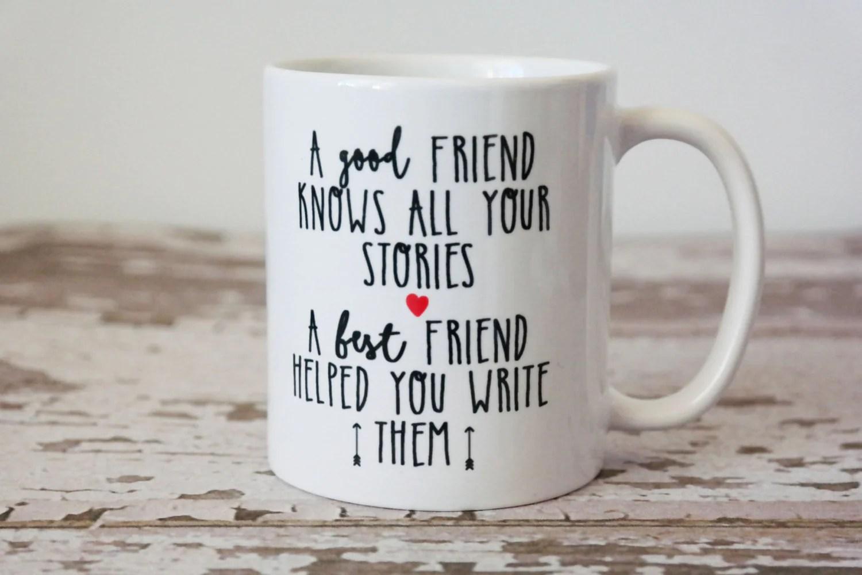 Best Friend Gift Coffee Mug For Best Friend The Love Mugs