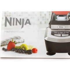 Nija Kitchen Essential Tools For The Ninja Inspiration Guide Recipe Book From System 1100