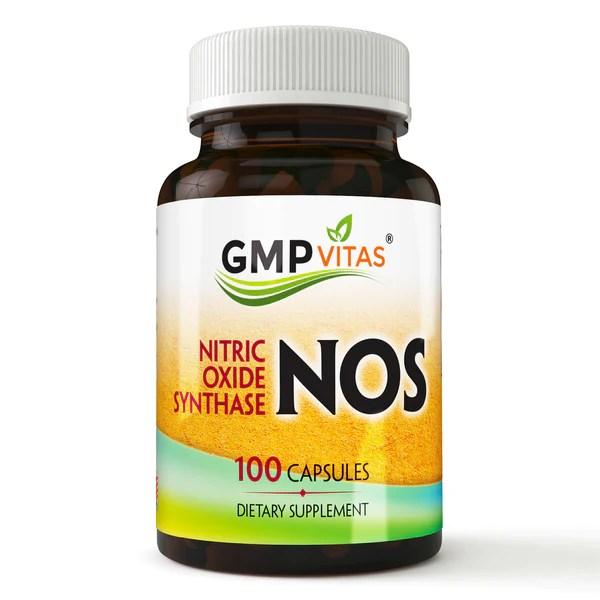 GMP Vitas® NOS奇蹟分子/一氧化氮合酶 (100顆) | GMP Vitas® TW