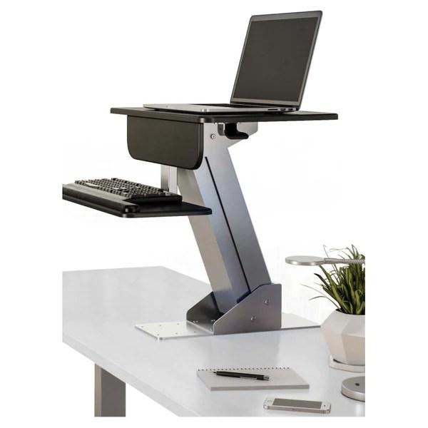ESI Ergonomic Ergorise LIFT Stand Up Desk Converter